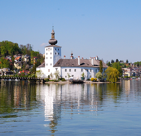 Seeschloss Orth in Gmunden am Traunsee